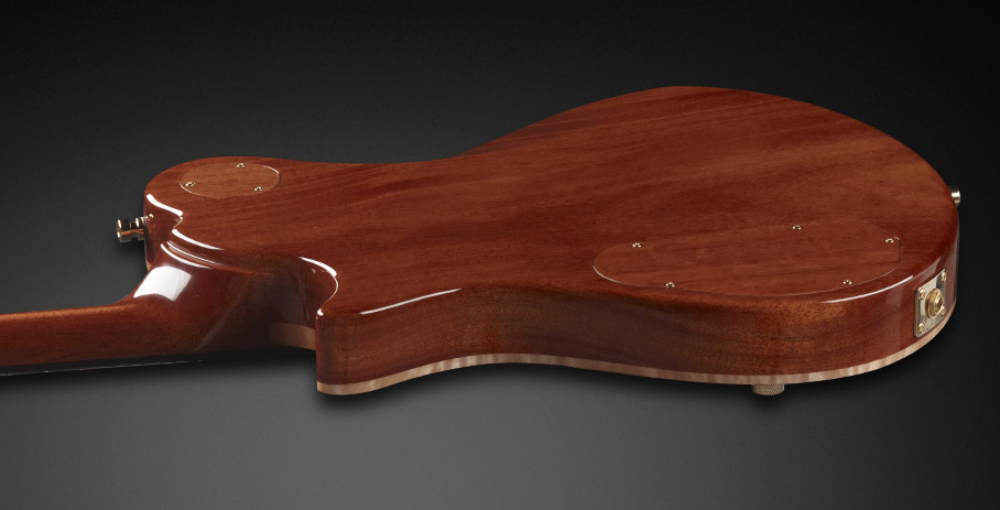 Panthera II Supreme - Mahogany body back and neck