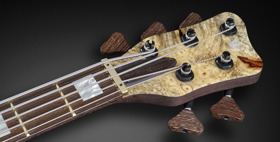 Idolmaker #18-3774 - Matched Headstock