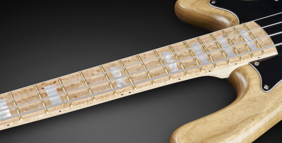 Streamer CV #17-3523 - Mother of Pearl Block Inlays