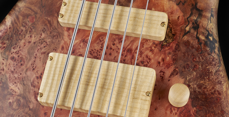 Streamer Stage II #17-3615 - Flamed Maple Pickup Covers