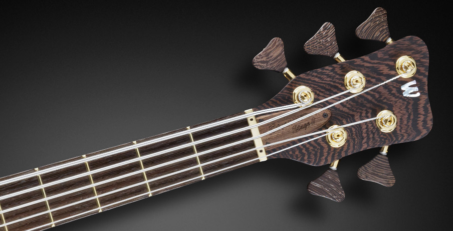 Streamer Stage II #16-3143 - Matched Headstock