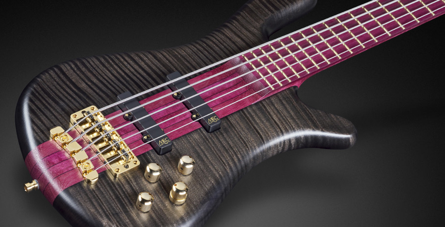Streamer Stage I #16-3147 - AAA Flamed Maple Body
