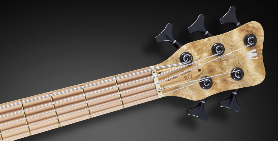 Thumb NT #17-3588 - Matched Headstock with White Bubinga