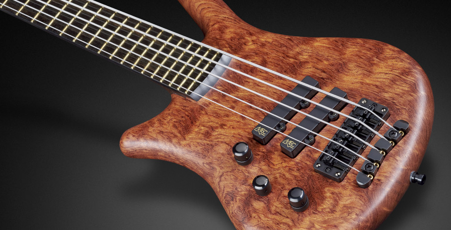Thumb Bass NT 5 - Lefthand version